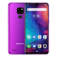 Ulefone Note 7P Android 9.0 3GB 32GB Cell Phone 6.1 Inch 8MP Camera 1080P 4G LTE Face Unlock Fingerprint ID Smartphone