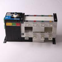 400amp ATS Дизельная генераторная установка распределительная коробка двойной блок автоматического переключения 4 P электрический генератор ч