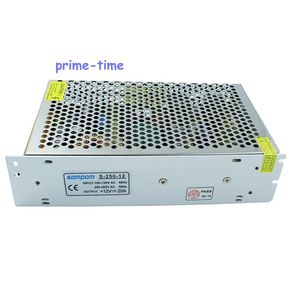 Image 2 - 12V 20A 240W switching power supply, 12V 20A 240 watts power adapter, led strip transformer, Free Shipping