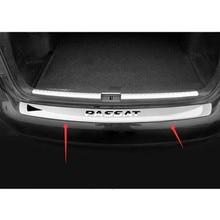 Высококачественный протектор заднего бампера из нержавеющей стали для 2011 2012 2013 Volkswagen Passat B7(98 см