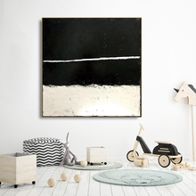 Black and white Art Canvas Painting Calligraphy Poster and Prints Living Room House Wall Decor Art Home Decoration Picture black and white art canvas painting calligraphy poster and prints living room house wall decor art home decoration picture