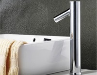 32cm Motion sensor water faucet auto control Sink tap Copper material fully infrared automatic hand free water saving