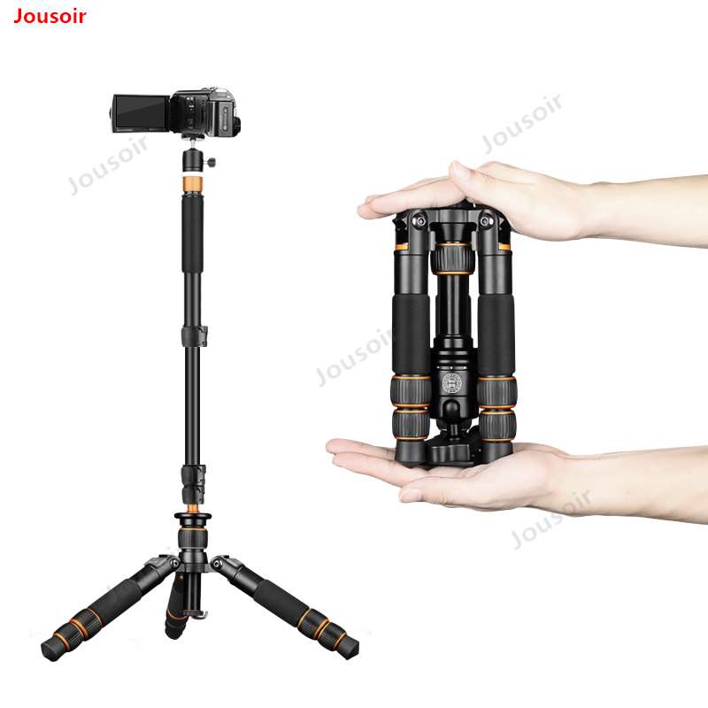 Q166A Mini Tripod SLR camera Desktop small lightweight hand-machine tripod bracket CD50 T03Q166A Mini Tripod SLR camera Desktop small lightweight hand-machine tripod bracket CD50 T03