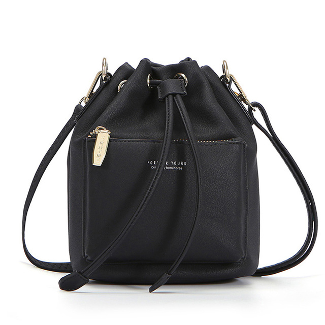 WEICHEN Bucket Shoulder Bag...