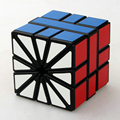 CubeTwist Square II SQ2 3x3x3 Speed Cubes Sector Magic Cube Puzzle Educational Toys For Children Kids