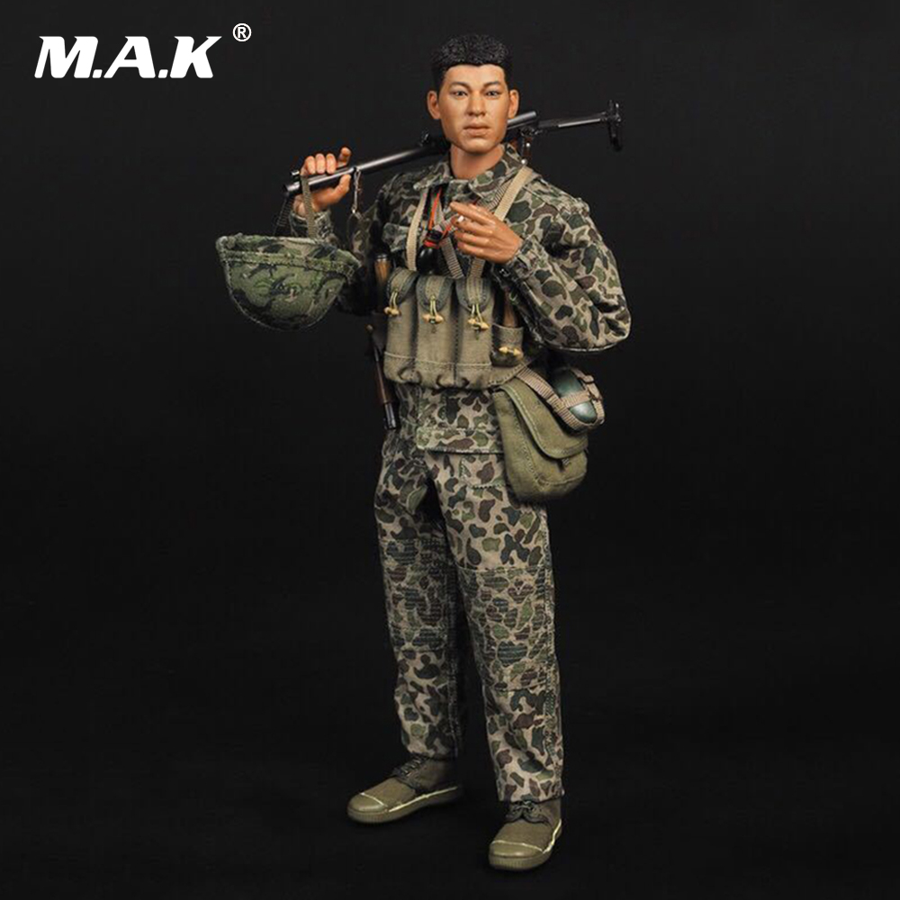 Sale Soldier Story SS070 1/6 Chinese PLA Counterattack Vietnam in Self-Defense Figure full set action figure for Collection damtoys 1 6 gangsters kingdom side story neil gks004 for 12 action figure collection toys gifts in stock