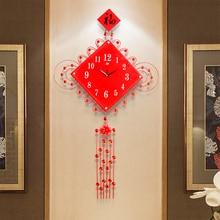 clock China node China wind creative Chinese style decorative modern large living room wall  mute quartz Watch watche