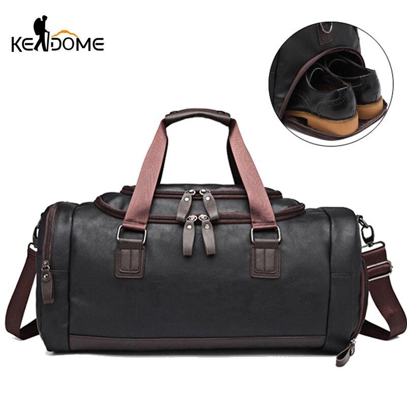 Men Fitness Gym Bag Travel Sport Training Handbag For Women Shoulder Corssbody Bags Dry And Wet Bolso Tas Sac De Sport SackXA79D