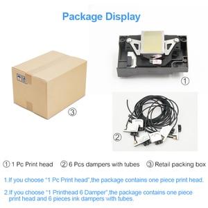 Image 5 - Cabezal de impresión F173050 F173060 F173070 para Epson Stylus Photo RX580 1390 1400 1410 L1800 1430 W R260 R270 R330 R360