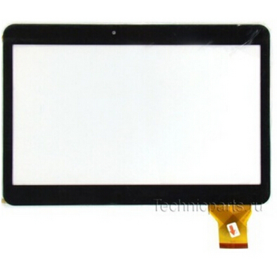 New Original 10.1 inch RoverPad Tesla 10.1 3G tablet Touch screen digitizer glass sensor touch panel replacement Free Shi original new 10 1 inch bq edison 3g tablet touch screen digitizer glass touch panel sensor replacement free shipping
