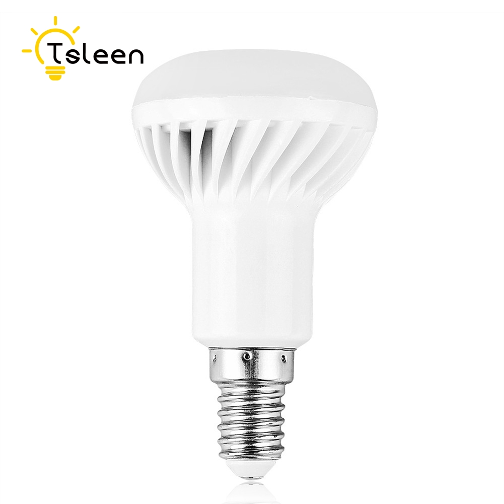 TSLEEN R39 R50 R63 R80 LED Lamp Replacement Bulb E14 E27 Led Light 220V Bulb Lampada Led Lights For Home Spotlight 3 5 7 9 12W r39 r50 r63 r80 led light 3w 5w 9w 12w e27 e14 umbrella led bulb cool white warm white ac85 265v dimmable spotlight lamp 1pcs