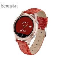Zgpax s360 bluetooth 4,0 smart watch sync anruf sms email erinnerung aktivität fitness tracker smartwatch für ios android