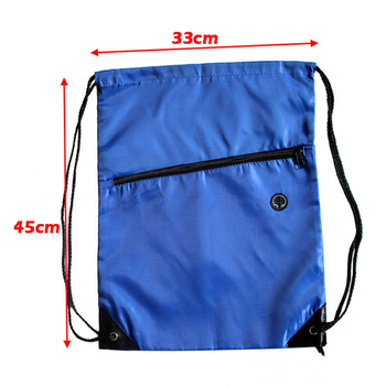 AiiaBestProducts - Mini Waterproof Nylon Shoe Bags for Gym 2