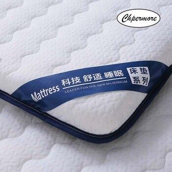 Chpermore Hohe Qualität Latex Matratze Faltbare Langsam Rebound Memory Foam Matratzen Verdicken Tatami König Königin Größe