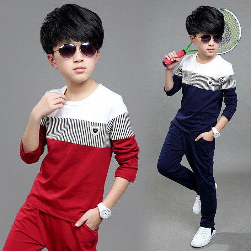 Kids Trendy Clothes New Design Korean Fashion Striped