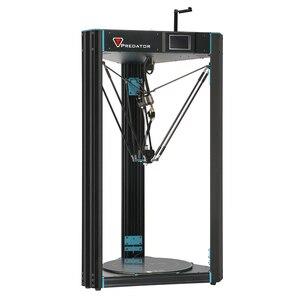 Image 5 - Anycubic Predator 3D Printer Grootste Katrol 370X370X455Mm Auto Leveling Grote Metalen 3D Printer Diy Kit impresora 3d