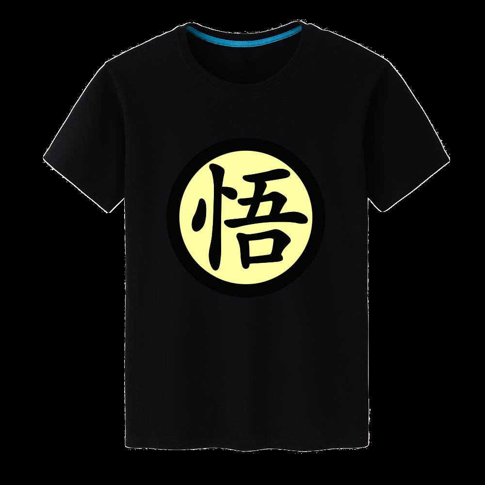 2019 NEW Items Fashion DRAGON BALL Z Son Goku Printed T Shirt Anime Short Sleeve O-neck Cool Black Tops Tee tShirt