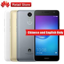 """HuaWei Original Disfrutar 6 4G LTE Teléfono Móvil 3 GB RAM 16 GB ROM Núcleo Octa Androide 6.0 5.0 """"1280X720 OTG 13.0MP 4100 mAh Huella Digital"""