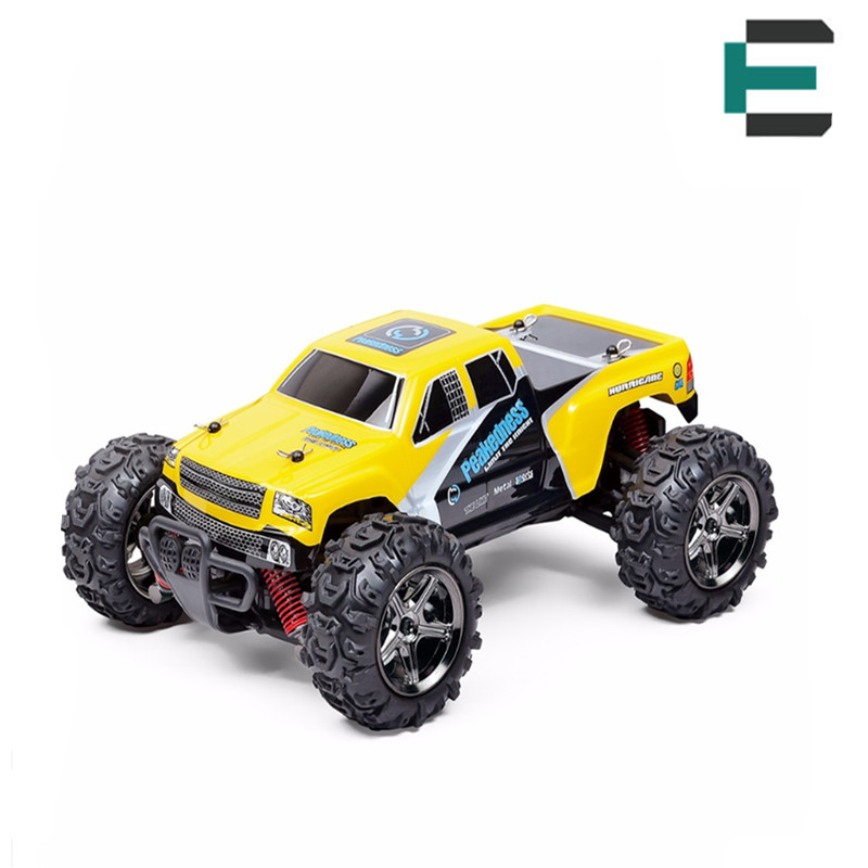 SUBOTECH RC Car BG1510D 1/24 2.4GHz High Speed 4WD Off Road Racer RTR Remote Control Car Model Off-Road Vehicle Toy