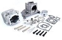 2 hole Upgrade 4 hole 29CC Engine Kit for zenoah cy rovan engines for 1/5 hpi baja losi rc car parts