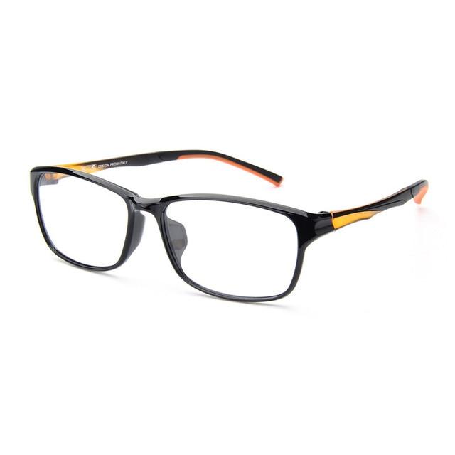ff5dfecf17 Gafas deportivas unisex TR90 enmarcan hombres mujeres gafas graduadas gafas  de marcos de mujer de punto