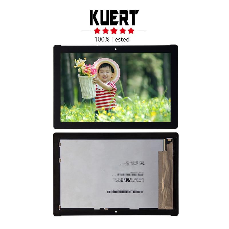 Livraison Gratuite Pour ordinateur portable Asus ZenPad Pad 10 Z300 Z300C Assemblée D'affichage D'affichage à CRISTAUX LIQUIDES De convertisseur analogique-numérique d'écran tactile + Outils