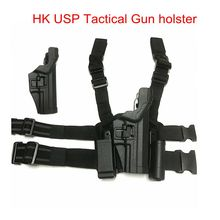 LV3 Tactical Compact Holster Leg With Magazine Pouch Quick Drop HK USP Pistol Belt for Gun