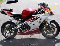 Лидер продаж, привет класса для TRIUMPH DAYTONA 675 2006 2008 Daytona675 06 07 08 красный, Белый Мотоцикл Обтекатели набор (инъекции литье)