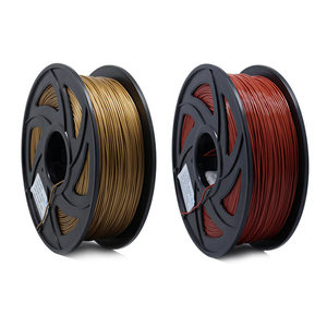 Image 3 - 3D Printer 1KG 1.75mm PLA Filament Printing Materials Colorful For 3D Printer Extruder Pen Rainbow Plastic Accessories Red Gray