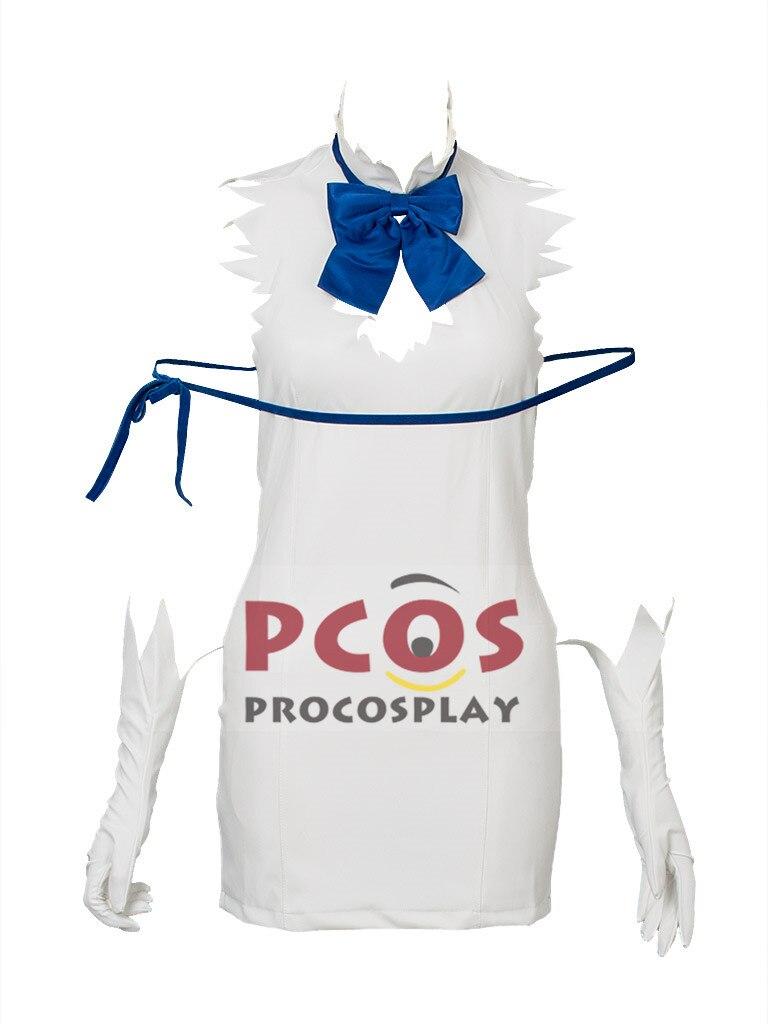 Est-ce faux d'essayer de ramasser des filles dans un cachot? Costume Cosplay Hestia mp002876