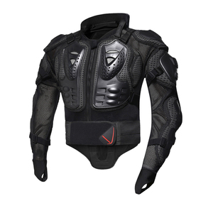 Image 3 - HEROBIKER Motorcycle Armor Protection Body Armor Protective Gear Motocross Moto Jacket Motorcycle Jackets With Neck Protector