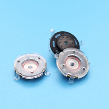 14MM 32 אוהם שטוח אוזניות נהגים רמקולים DIY מגנטי ברור HiFi רמקולים Audiophile רמקולים