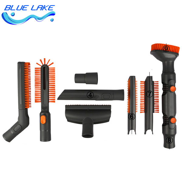 Vacuum cleaner,Multifunctional brush cleaning sets/Joint cleaning nozzle,Flexible joints,inner diameter 32mm,Vacuum cleaner part