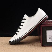 Wholesale High Quality Men Canvas Shoes Male Black Student C