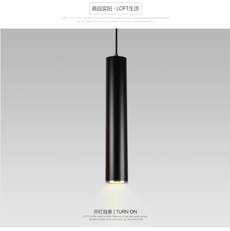 Contemporary modern led cylinder pendant lights kitchen ceiling contemporary modern led cylinder pendant lights kitchen ceiling lighting fixtures dining room hanging lamp suspended aluminum in pendant lights from lights aloadofball Choice Image
