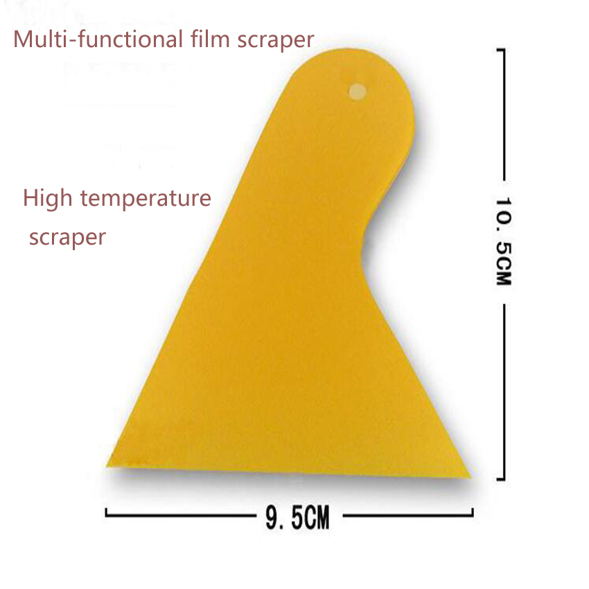 1PC Plastic Small film scraper car film tools wiper plate glass car sticker tools Electronic products screen film tools