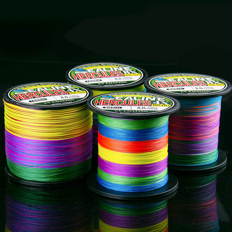 Image 3 - 1000m PE Fishing Line 8 Strands Braided Fishing Line Ultra high Strength Multifilament Fishing Line Smooth JC-in Fishing Lines from Sports & Entertainment
