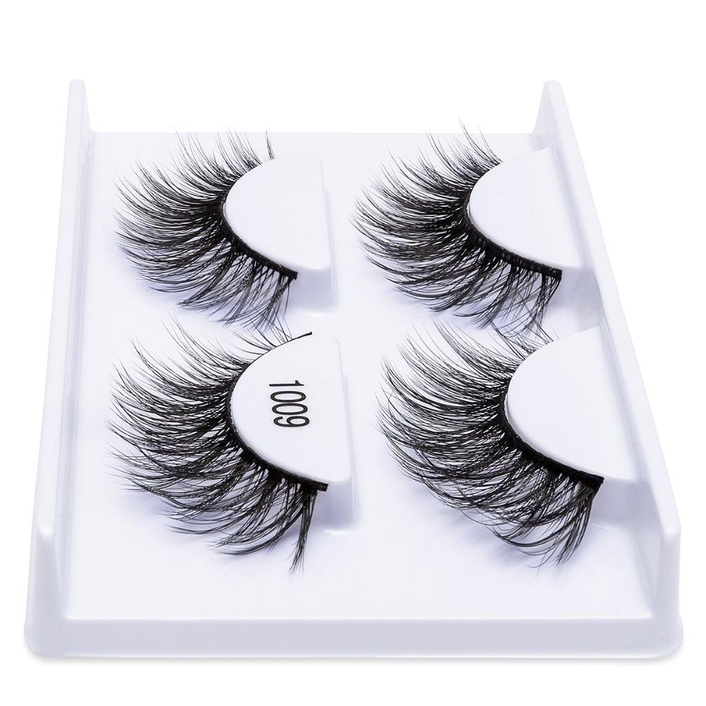 6c7da73f6c9 Natural False Eyelashes For Beauty Fake Lashes Long Makeup 3d Mink Lashes  Eyelash