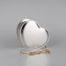 Luxury Heart Shape Sweet Handbag Party Wedding