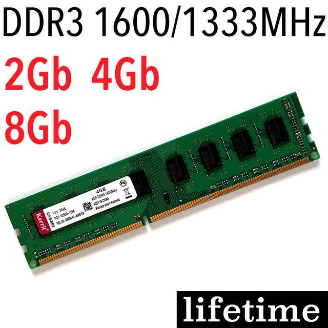 DDR3 RAM 4 Gb Ddr3 8 Geheugen 2 1600 Mhz
