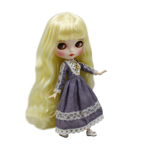 Image 3 - 氷幸運日ブライス人形ヌード通常と共同体と手セットabギフトとしてbjdファッションドール女の子のおもちゃ