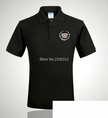 Cadillac Logo Polo Shirts Overalls Manner Und Frauen 4 S Shop Revers