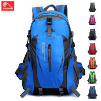 Sports Outdoor Shoulder Backpack Men Women Unisex Travel Moutaineering Bag Climbing Rucksack Mochila Hiking Camping Luggage Pack