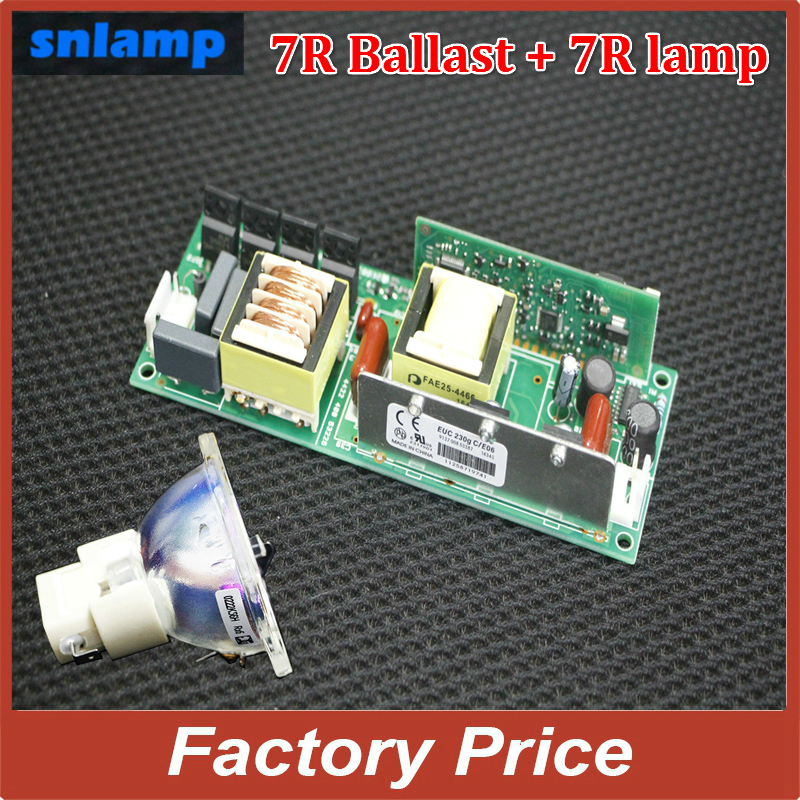 7R Power Supply with 7R 230W Moving Head Beam Lamp Bulb Stage Lamps Ballast 1pc lot MSD Platinum 7R stage light R7 Lamp+Ballast 7r power supply with 7r 230w moving head beam lamp bulb stage lamps ballast 1pc lot msd platinum 7r stage light r7 lamp ballast