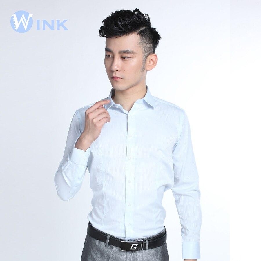 com buy new men s long sleeved shirt slim tuxedos com buy new men s long sleeved shirt slim tuxedos brand formal fashion korean slim teen business professional superior dress shirt b021 from