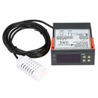 Digital Temperature Controller thermal regulator thermometer thermostat digital Air Humidity Controller Temperature Instrument