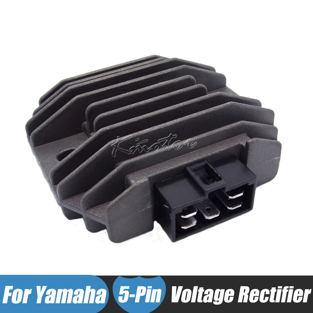 Motorcycle Voltage Regulator Rectifier For Yamaha YZF600 XP500 T-MAX 500 TDM850 FZR600 FZ6 FZ6N FZ6S V-STAR XVS400 DS400 R1 R6 hot sales yzf600 r6 08 14 set for yamaha r6 fairing kit 2008 2014 red and white bodywork fairings injection molding