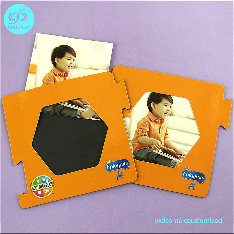 china alibaba factory wholesale magnetic photo frame customized logo baby photo frameschina mainland