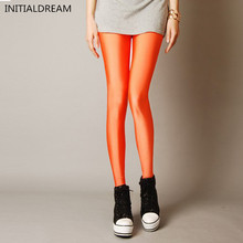 2017 Multiple Color Neon Leggings Adventure Time casual female Pant Legging  Fashion slim high Elatisc women leggins  HDDK002