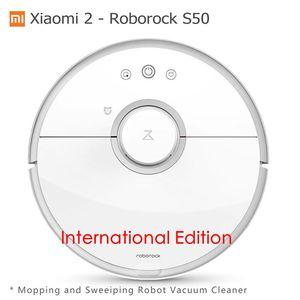 Xiaomi Mi 2 Roborock S50 Robot
